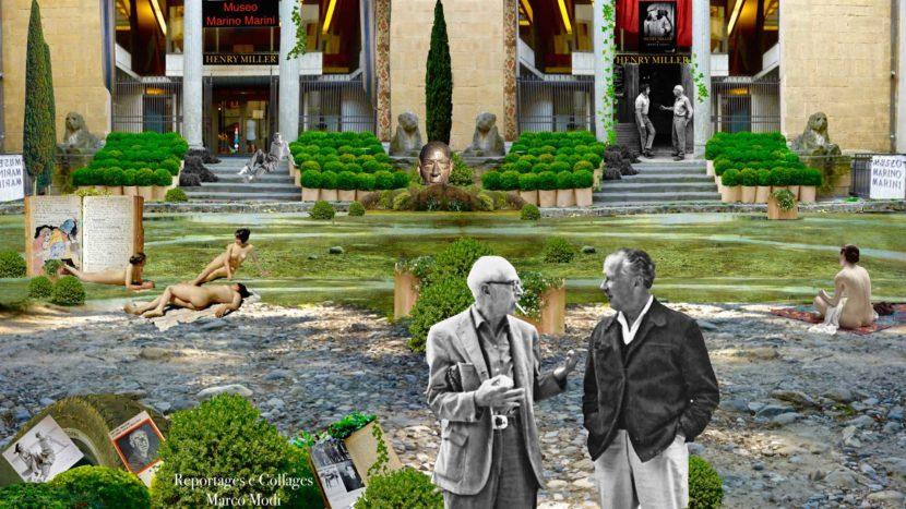 Henry Miller Marino Marini